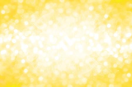 노랑 bokeh 패턴 배경