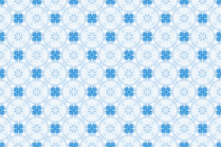 art blue seamless abstract pattern illustration background