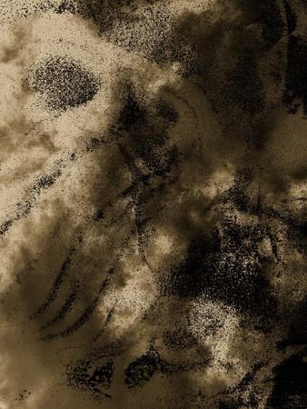 art grunge lawaai abstracte patroon illustratie achtergrond