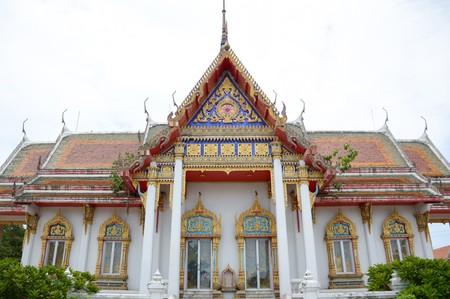 Wat Preng in Samut Prakarn Thailand Stock Photo