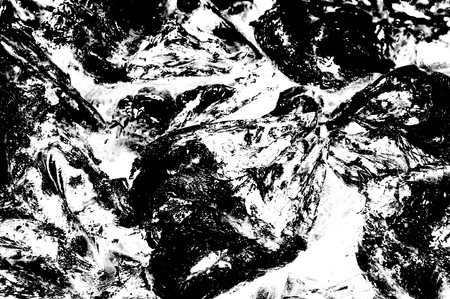art black and white abstract illustration background