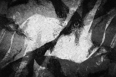 art grunge black ragged  abstract pattern illustration background Reklamní fotografie