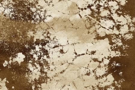 ragged: art grunge brown ragged abstract pattern illustration background