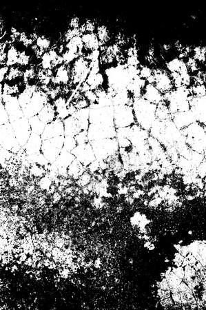 Kunst grunge zwarte haveloze abstracte patroon illustratie achtergrond Stockfoto - 64264039