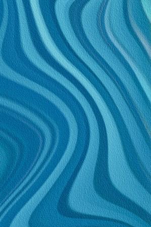 Kunst grunge blauwe abstracte patroon illustratie achtergrond Stockfoto - 64264212