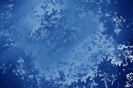 kunst grunge blauwe abstracte patroon illustratie achtergrond