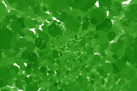 Kunst grunge groene abstracte patroon illustratie achtergrond Stockfoto - 64978552