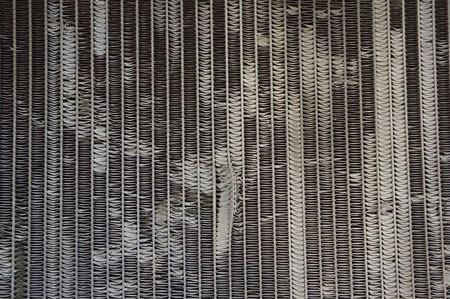 radiador: radiador de rejilla textura viejo