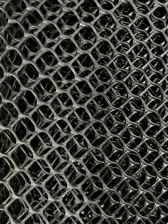 net: plastic net texture Stock Photo
