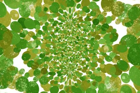 kunst grunge groene abstracte patroon illustratie achtergrond Stockfoto