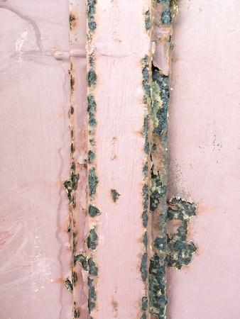 さびた壁のテクスチャ背景