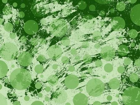 Art grunge groene abstracte patroon illustratie achtergrond Stockfoto - 71121233