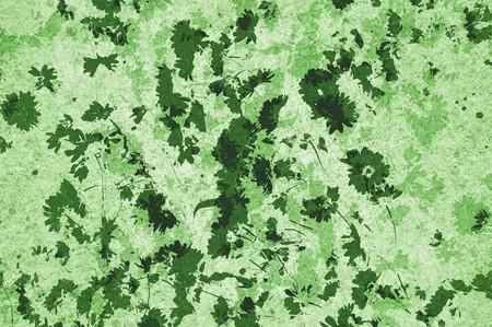 Kunst grunge groene abstracte patroon illustratie achtergrond Stockfoto - 76150912