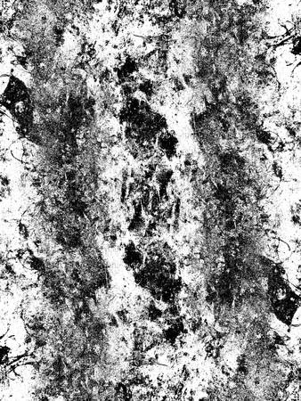 kunst zwarte haveloze abstracte patroon illustratie achtergrond Stockfoto