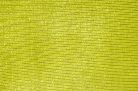 yellow shading net texture background