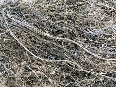 close up old dirty net Фото со стока