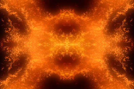 art fire abstract pattern illustration background Stock fotó - 76408131
