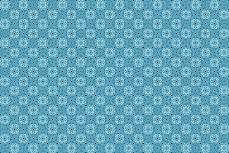 art blue color seamless abstract pattern illustration background Stock fotó