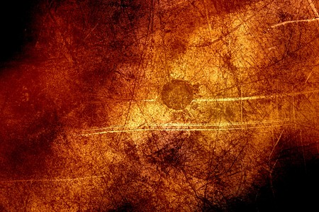 Arte grunge marrón resumen ilustración fondo Foto de archivo - 80755582