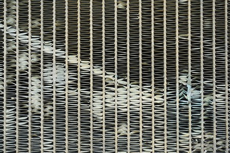 old radiator grille texture