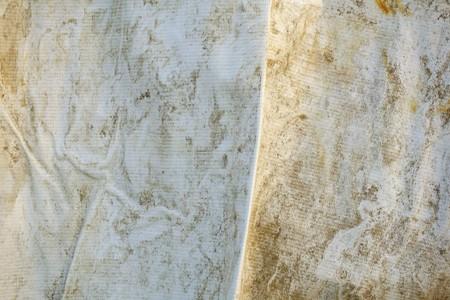 Close up old dirty vinyl texture Banco de Imagens