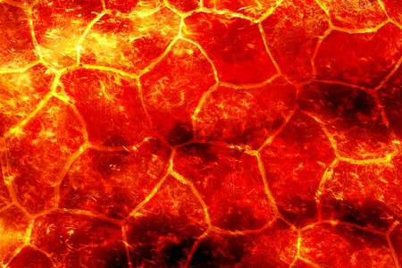 art hot lava fire abstract pattern illustration background