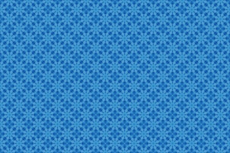 art blue color seamless abstract pattern illustration background Stock Photo