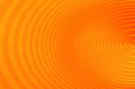 art orange color abstract pattern illustration background Stock Photo