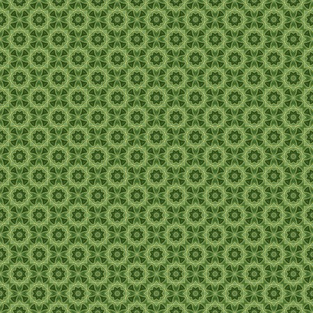 art green color seamless abstract pattern illustration background Stock Photo