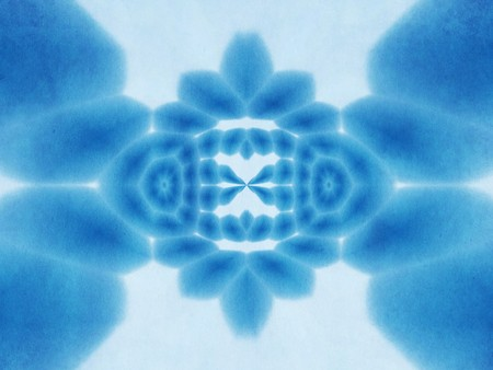 art blue color abstract pattern illustration background