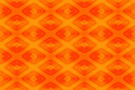 art orange color seamless abstract pattern illustration background
