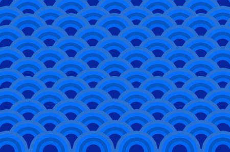 blue color pattern background Stock Photo