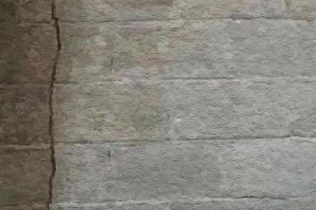 art crack brick wall pattern background