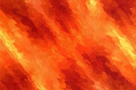 art orange color pattern background