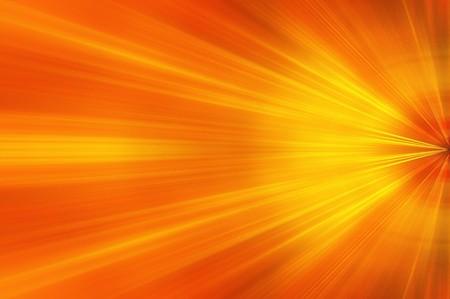 fond de lumière de couleur orange