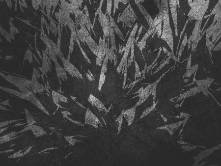 grunge black color pattern background