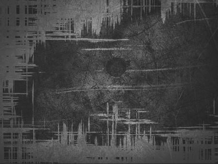 grunge gray color pattern background Stockfoto
