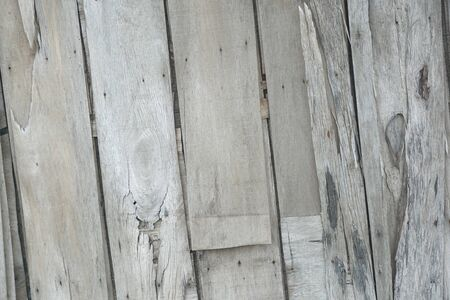 close up old broken wood plank texture
