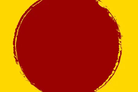 Red and yellow color pattern background Stok Fotoğraf