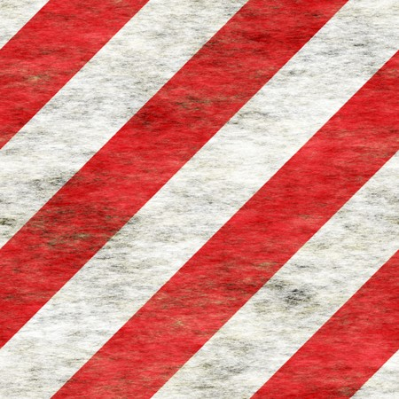 diagonal red and white stripes roughed up and grungy. tiles seamlessly photo
