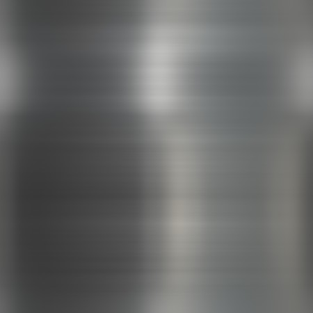 dark to light brushed metal texture in silver. tiles seamlessly Stock Photo - 7440121