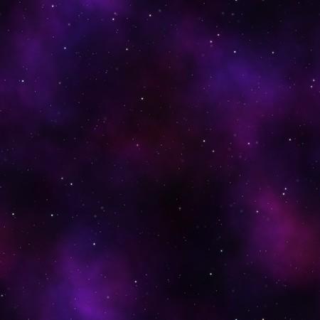 estrellas moradas: noche de cielo estrellado con nubes ligeras p�rpuras y muchas de las estrellas