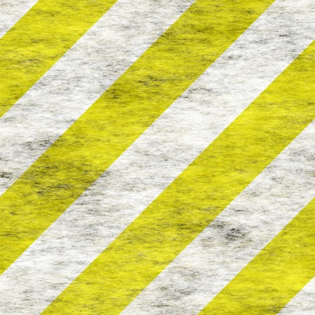 seamlessly: grungy yellow and white stripes. tiles seamlessly