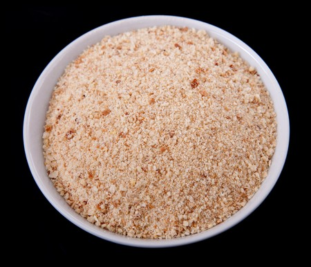 prep: one small white prep bowl full of shredded cheese ready to cook