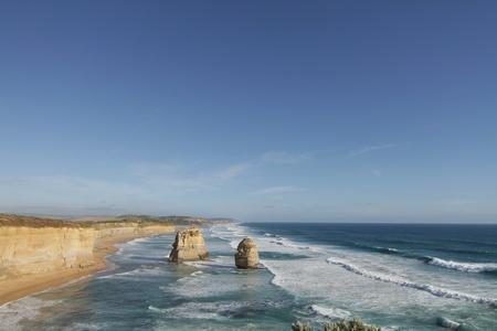 2 of the 12 Apostles, Great Ocean Road, Australia