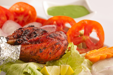 tandoori chicken: Crispy Tandoori Chicken