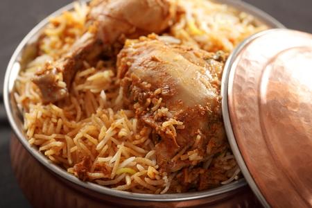 biryani: Hyderabadi Biryani