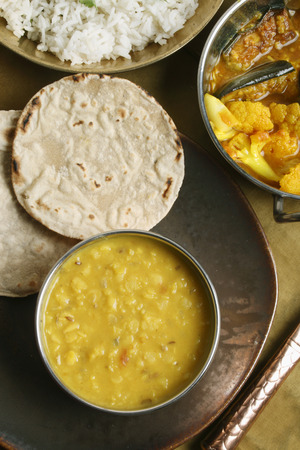 indian cookery: Gujarati Tuvar Dal - is a tangy and sweet dish of Gujarat