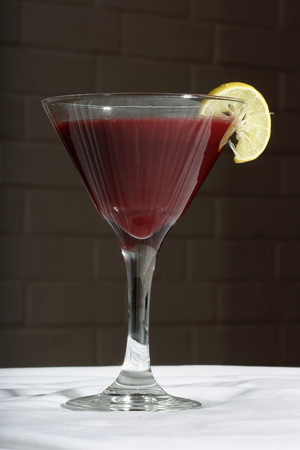 marathi: Kokum Sharbat - -  a cold beverage  is a sweet and tangy drink made from the Kokum fruit