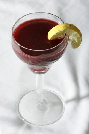zomers drankje: Kokum Sharbat - a summer drink from Maharashtra